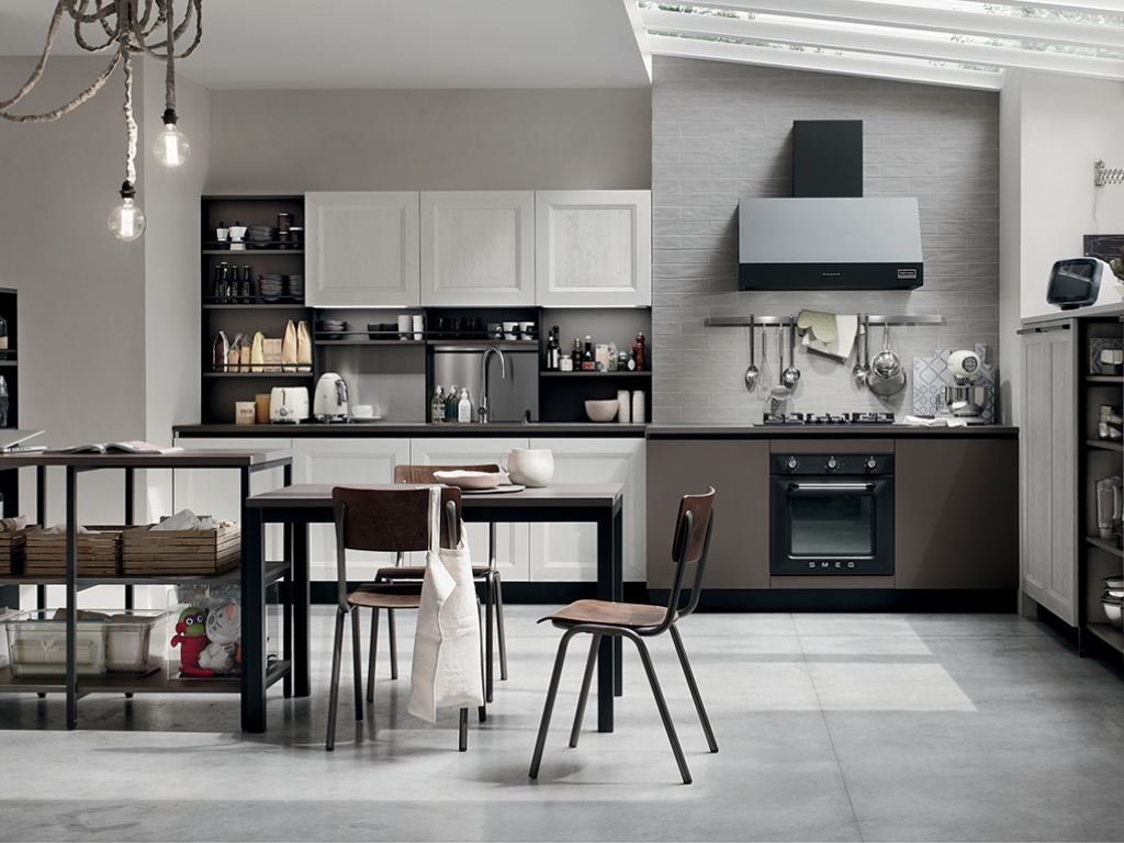 Awesome cucina tablet veneta cucine gallery ideas for Nicodemo arredamenti