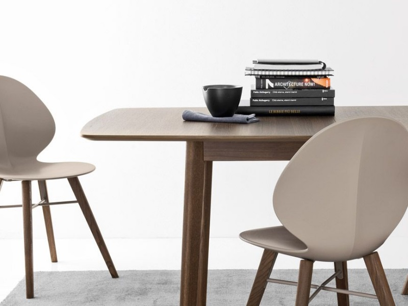 Tavoli for Tavolo cream calligaris